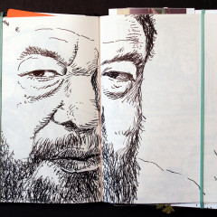 October 2012. Transatlantic with Ai Wei Wei