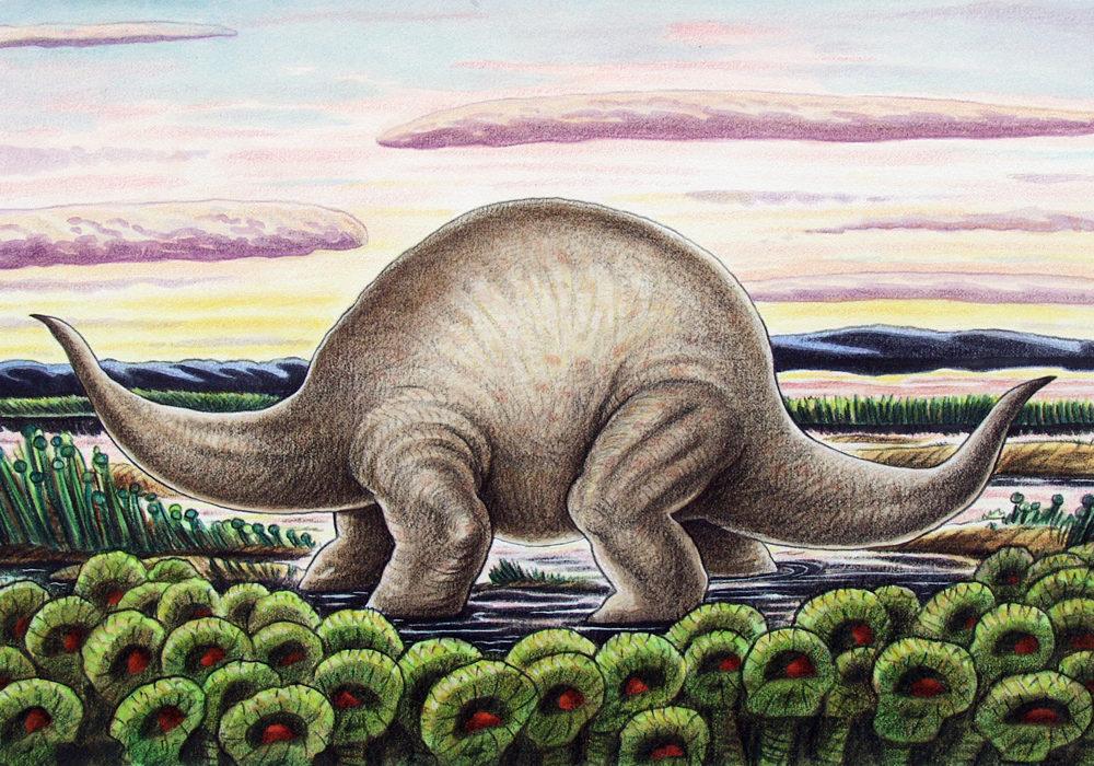 Dodosaur Art