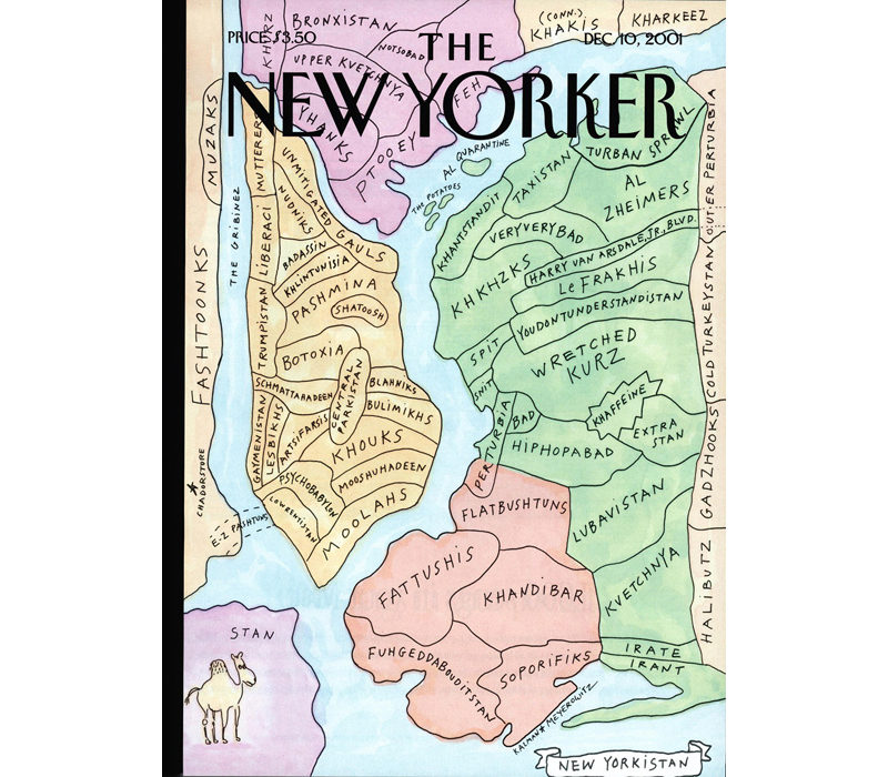 New Yorkistan