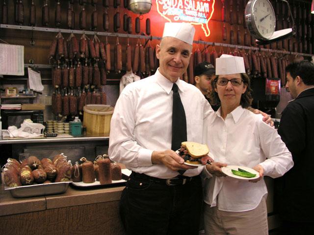 Rick M. & Maira Kalman