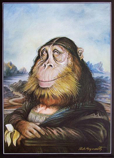 The Mona Gorilla