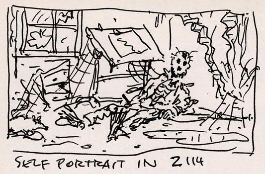 Self Portrait 2114