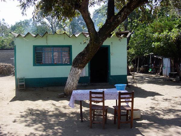 San Bartolo Coyotepec, Mexico 2002