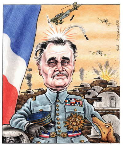 BAD GENERALS: MAURICE GAMELIN AND THE BATTLE OF FRANCE