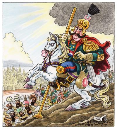 THE POLISH CAROUSELVALRY