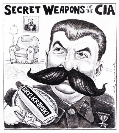 SECRET WEAPONS OF THE CIA (PART TWO)