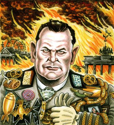 BAD GENERALS: REICHMARSCHALL HERMAN GÖRING