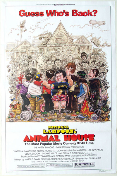 The Other Animal House Poster