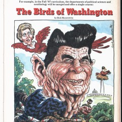 The Birds of Washington