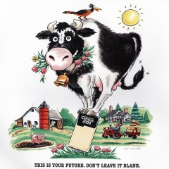 US Census 2000: The Cow Ad.