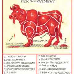 Der Wurst Meat. The New Yorker. September 2004
