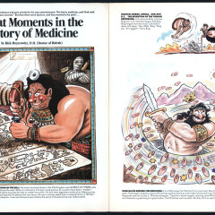 Great Moments in the History of Medicine