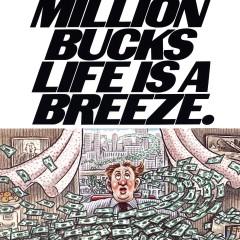Illinois Bozo: Lottery Poster.