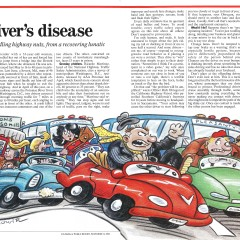 Mad Driver's Disease