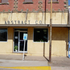 Marfa. The Abstract Company.