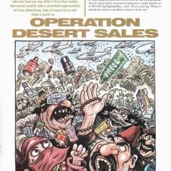 Operation Desert Sales