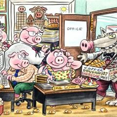 Pig Office