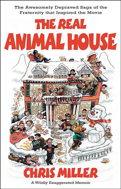 The Real Animal House by Rick Meyerowitz