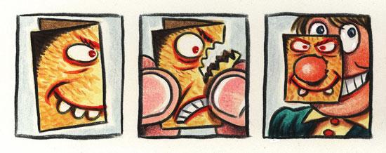 Return Of The Nose Masks
